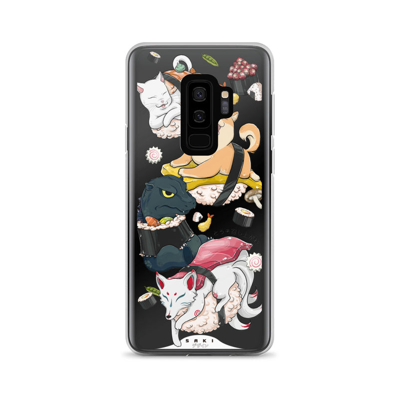 Sushi Characters (Samsung Case)