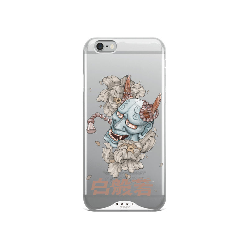 Hannya Mask (iPhone Case)