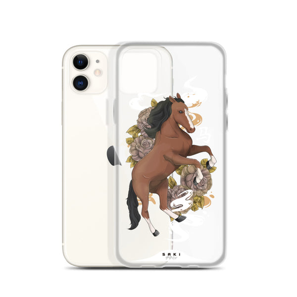 Horse Chinese Zodiac (iPhone Case)