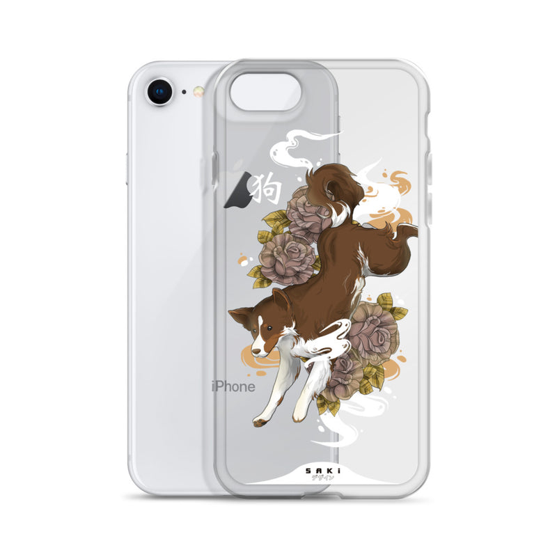 Dog Chinese Zodiac (iPhone Case)