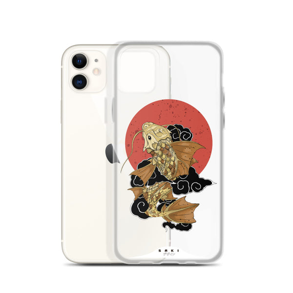 Dragon Koi (iPhone Case)