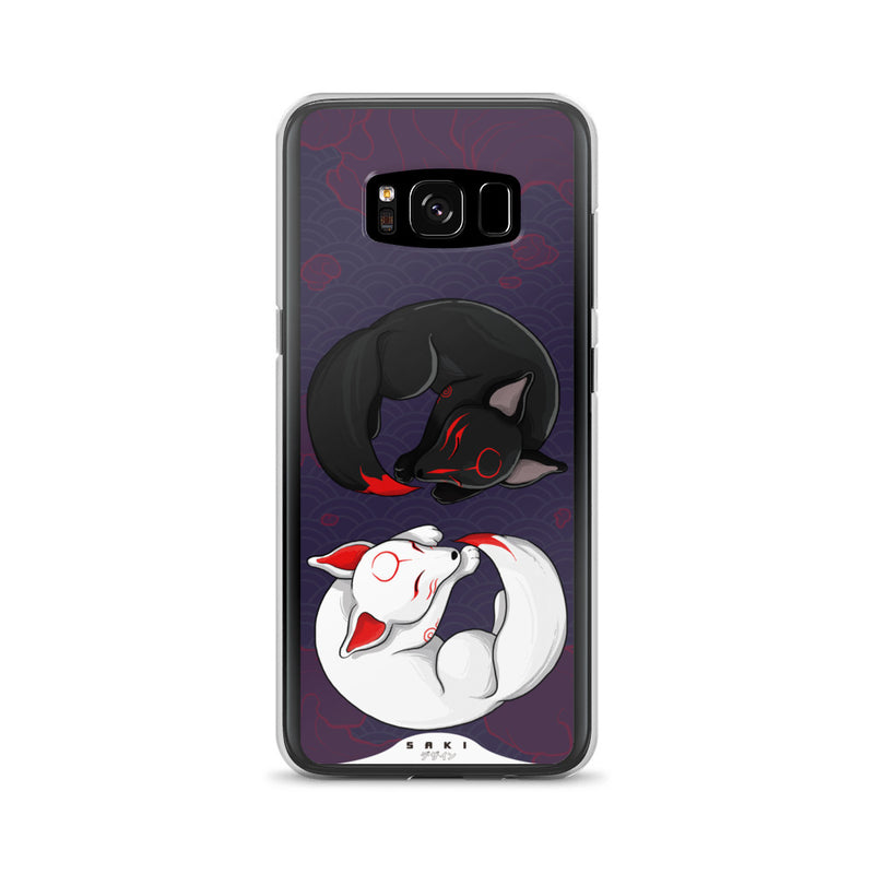 Yin and Yang Kitsune (Samsung Case)