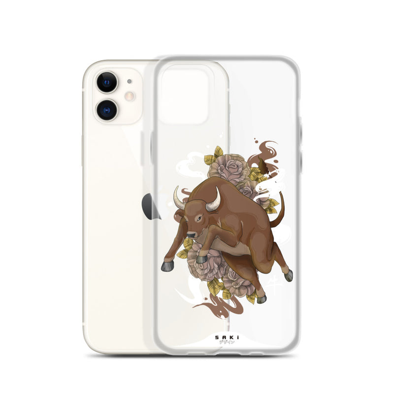 Ox Chinese Zodiac (iPhone Case)