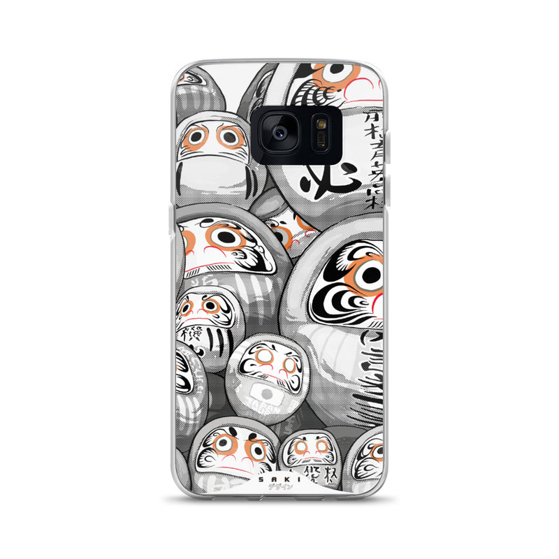 Daruma Black & White (Samsung Case)