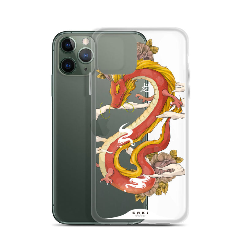 Dragon Chinese Zodiac (iPhone Case)