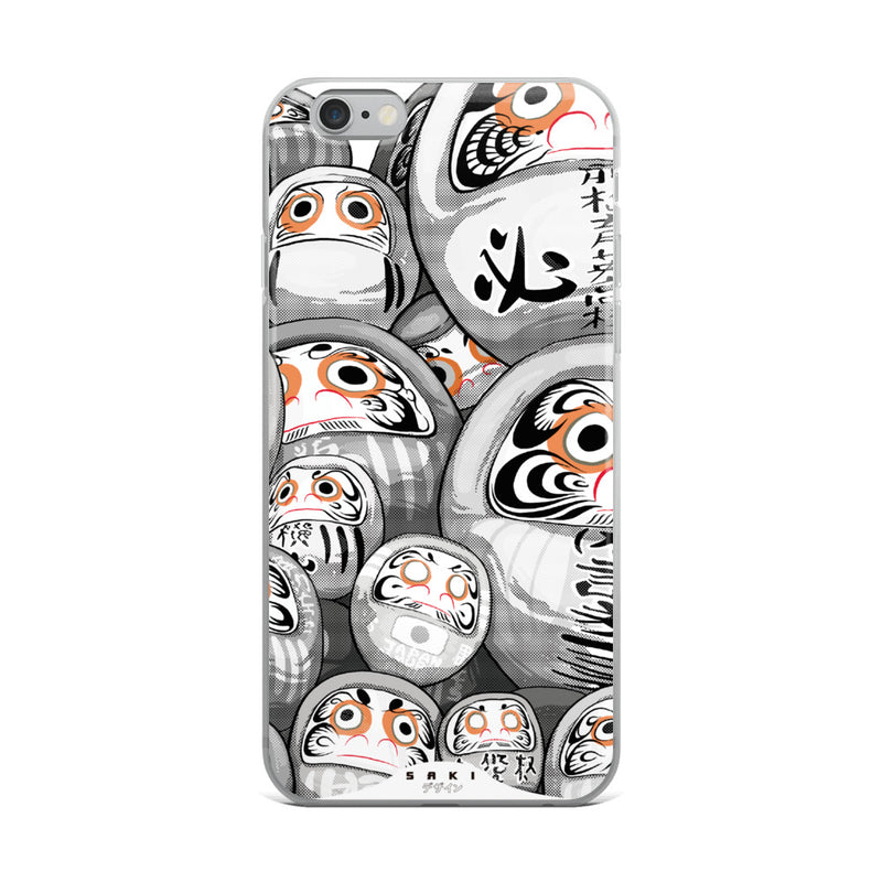 Daruma Black & White (iPhone Case)