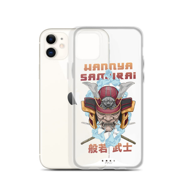 Hannya Samurai (iPhone Case)