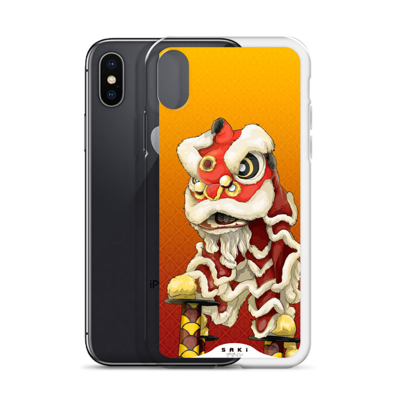 Lion Dance (iPhone Case)