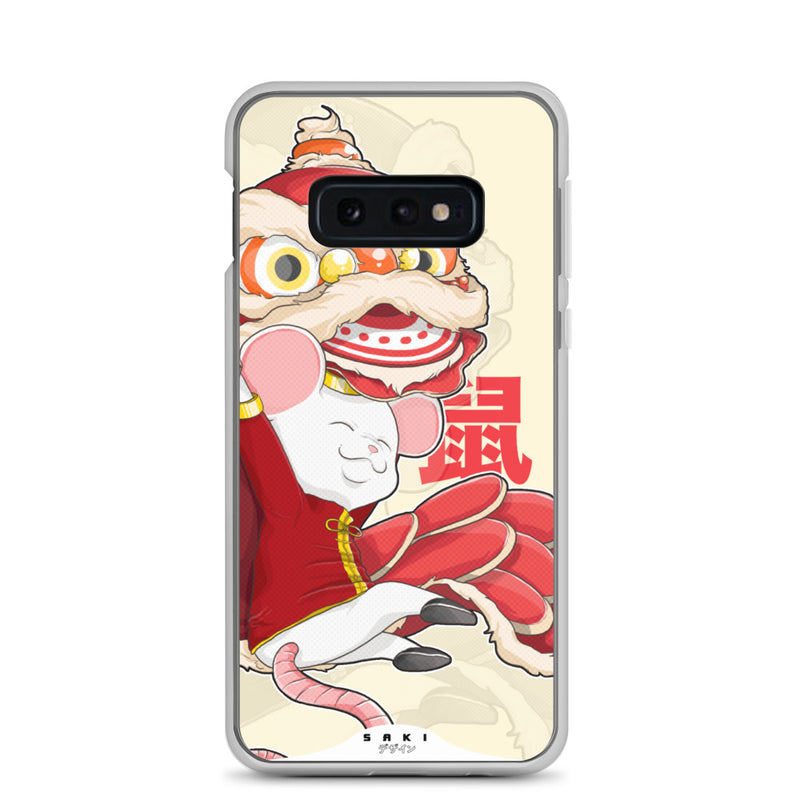Rat's Lion Dance (Samsung Case)