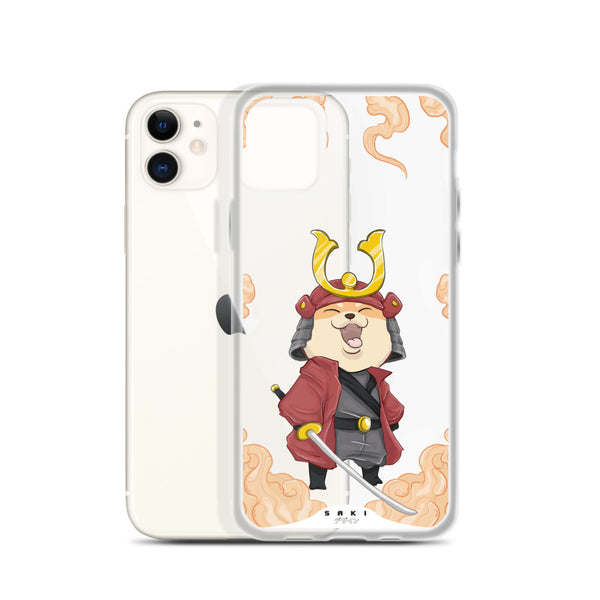 Hachiko Samurai (iPhone Case)