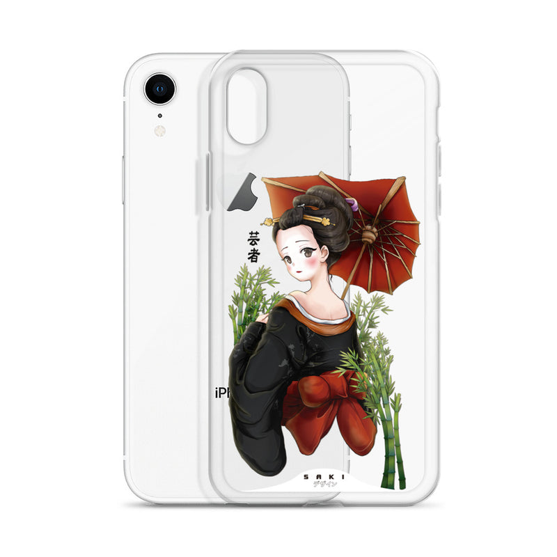 Young Geisha (iPhone Case)