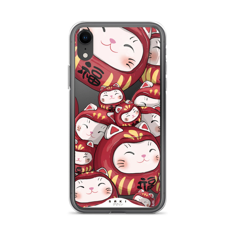 Saki Colour (iPhone Case)