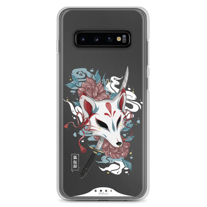 Kitsune Warrior (Samsung Case)