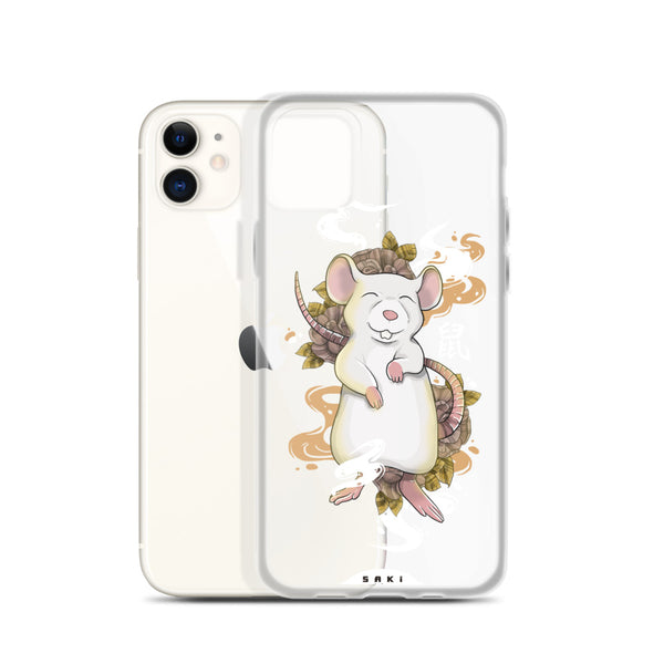 Rat Chinese Zodiac (iPhone Case)