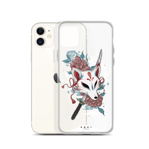 Kitsune Warrior (iPhone Case)