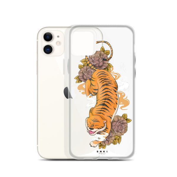 Tiger Chinese Zodiac (iPhone Case)