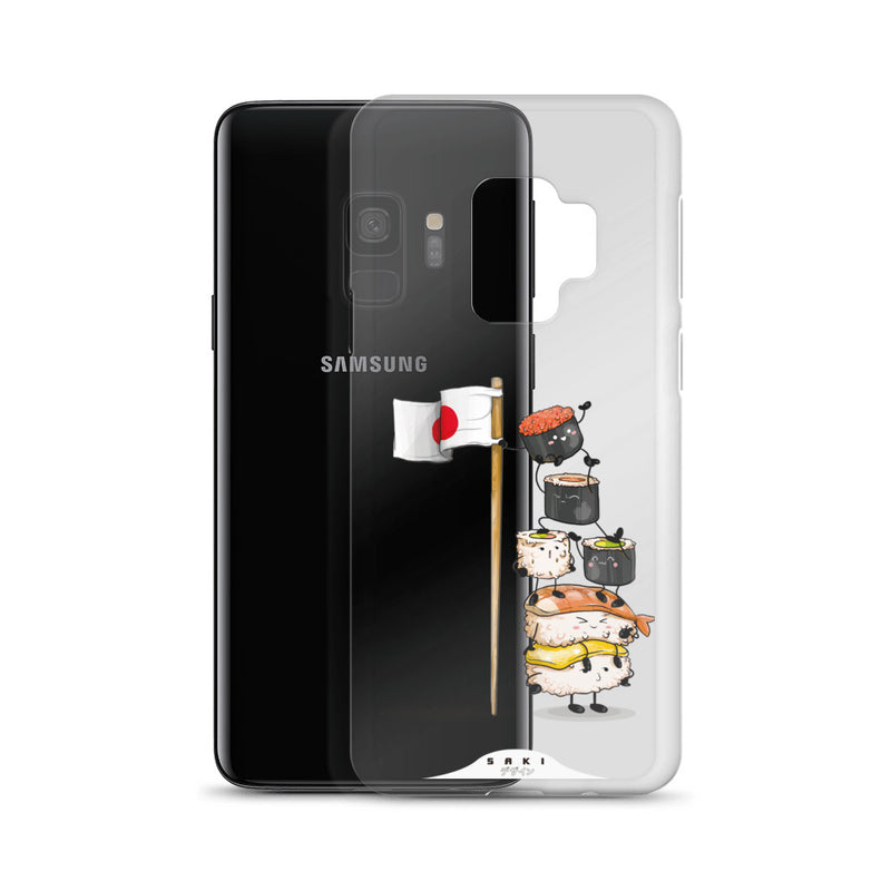 Sushi Tower (Samsung Case)