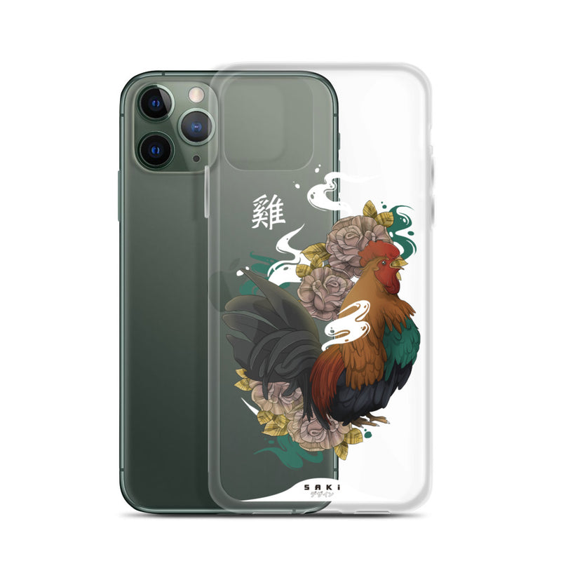 Rooster Chinese Zodiac (iPhone Case)