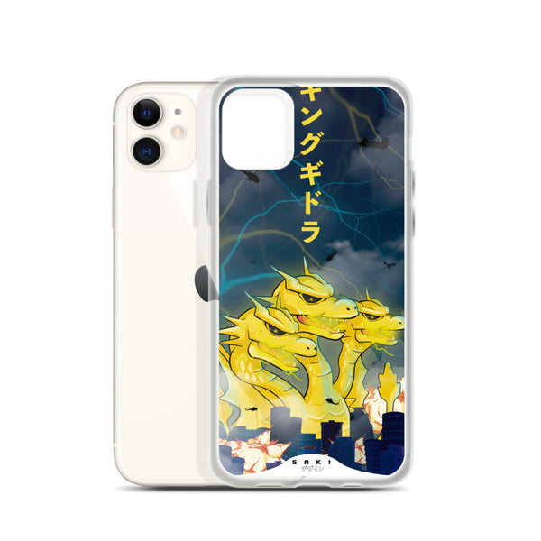 King Ghidorah (iPhone Case)