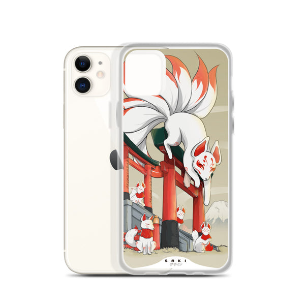 Nine Tailed Fox (iPhone Case)