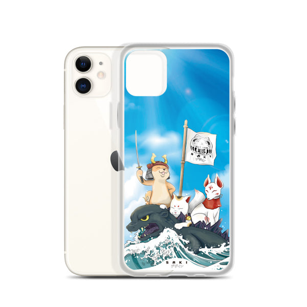 Saki Sea (iPhone Case)