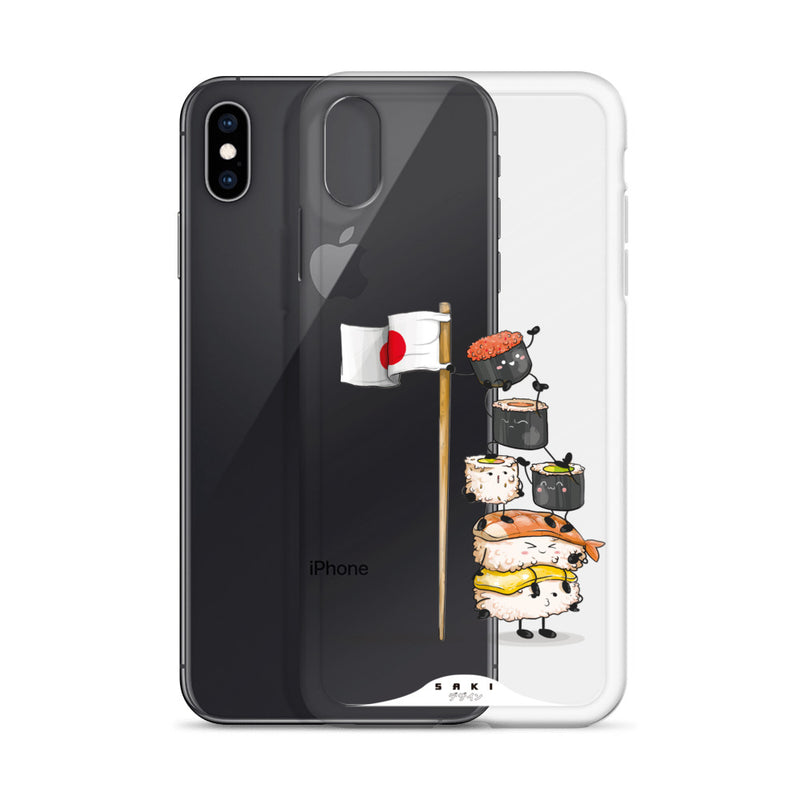 Sushi Tower (iPhone Case)