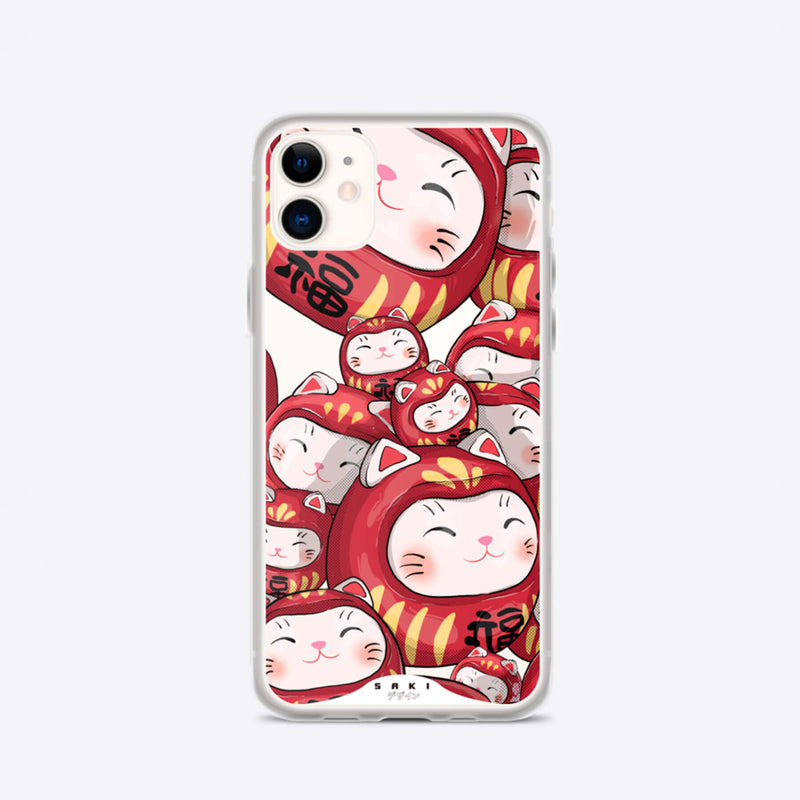 Saki Colours - iPhone Case - Saki Deizan