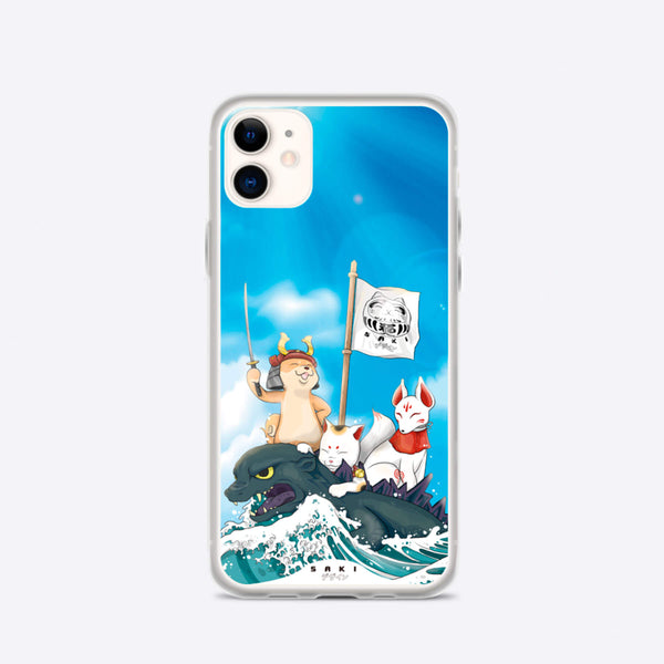 Saki Sea (iPhone Case) - Saki Deizan