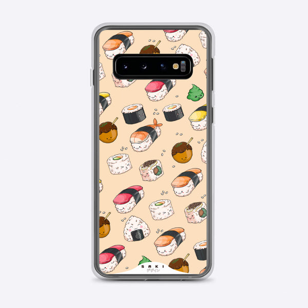 Sushis Party (Samsung Case) - Kitsune Warrior