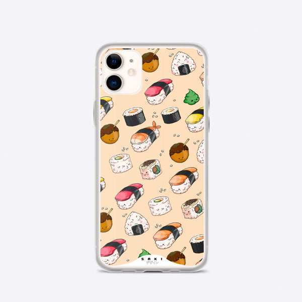 Sushis Party (iPhone Case) - Saki Deizan