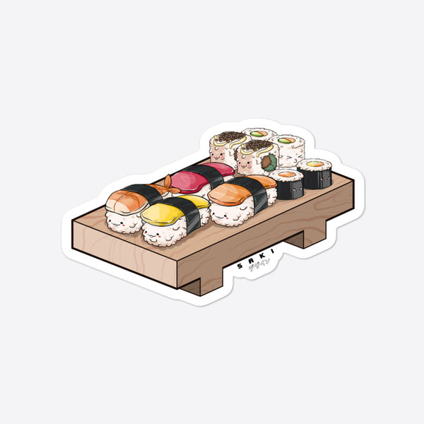 Sushis Party - Sticker