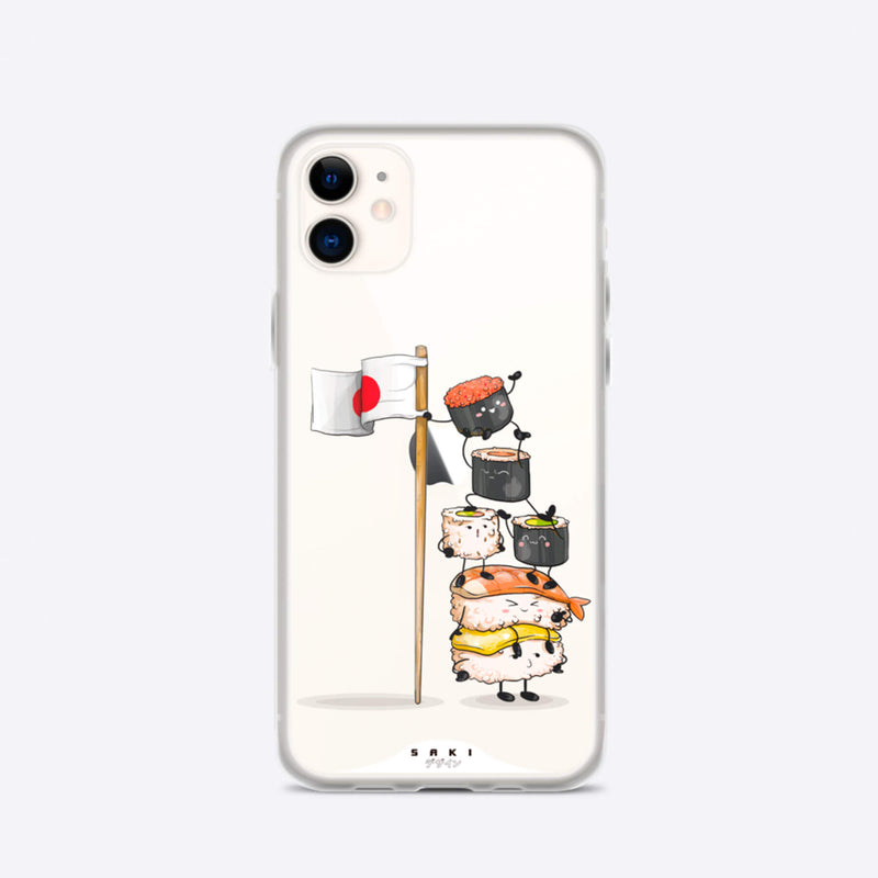 Sushi Tower (iPhone Case) - Saki Diezan