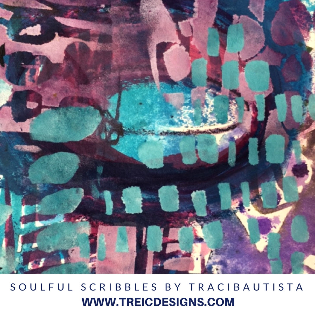 SOULFUL SCRIBBLES online workshop series
