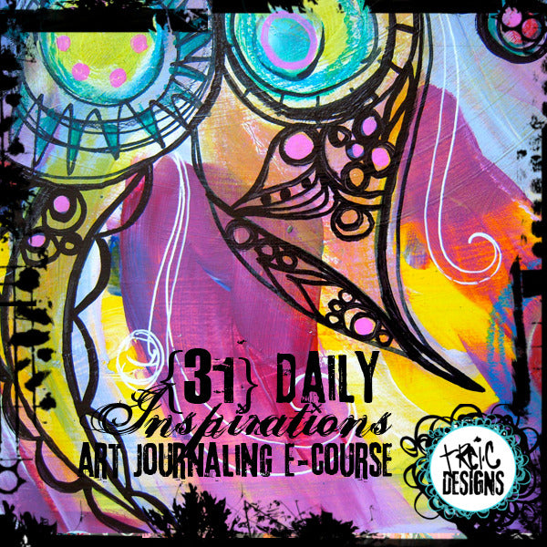 31 daily inspirations e-course