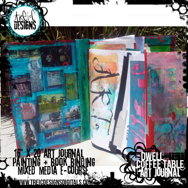 DWELL art journal e-course