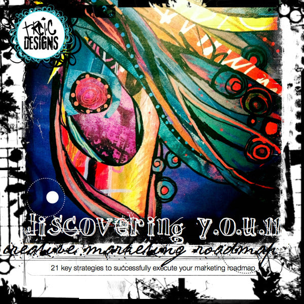 Discovering YOU 2.0 creative business e-course