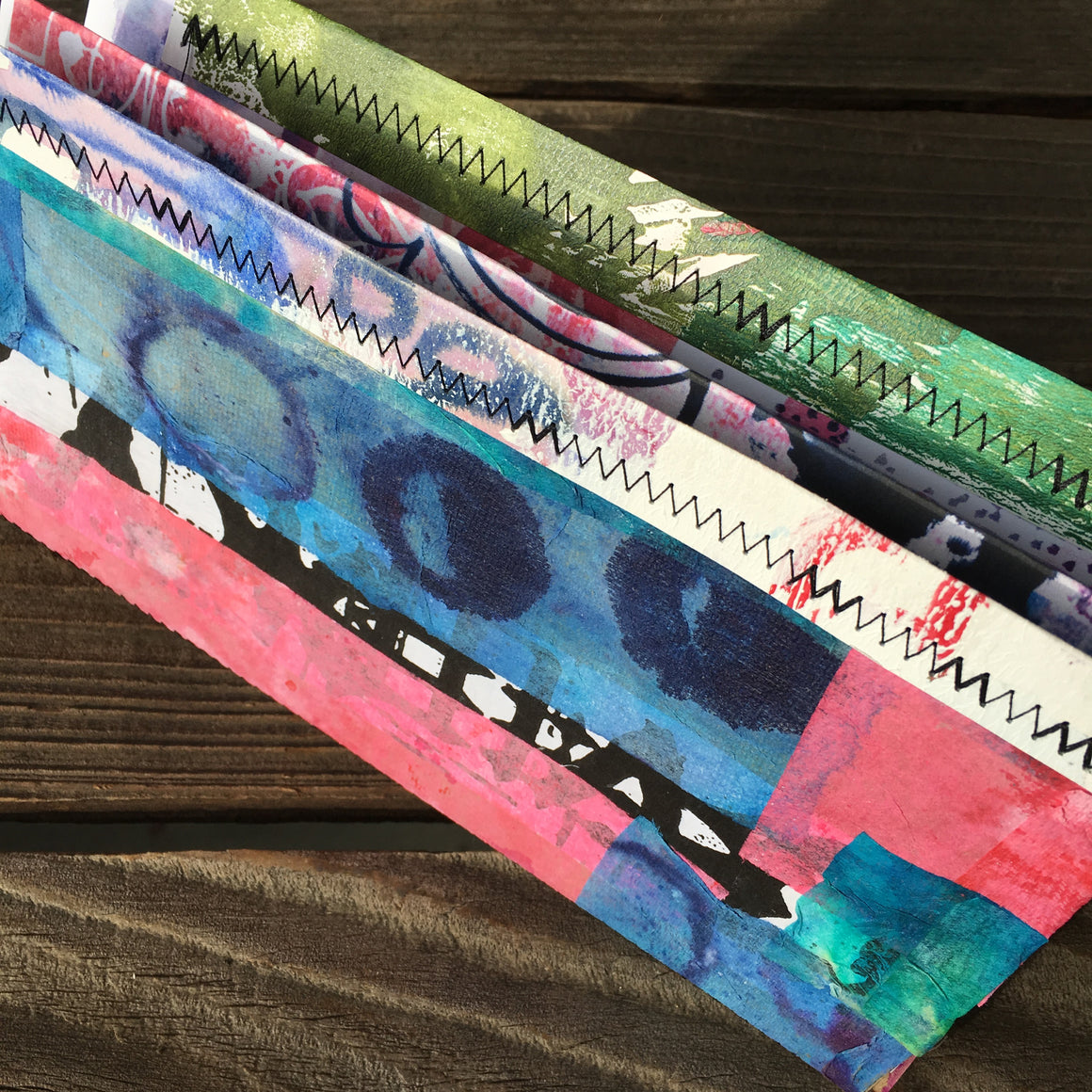 {be FREE} FREE spirit handmade art journal by traci bautista