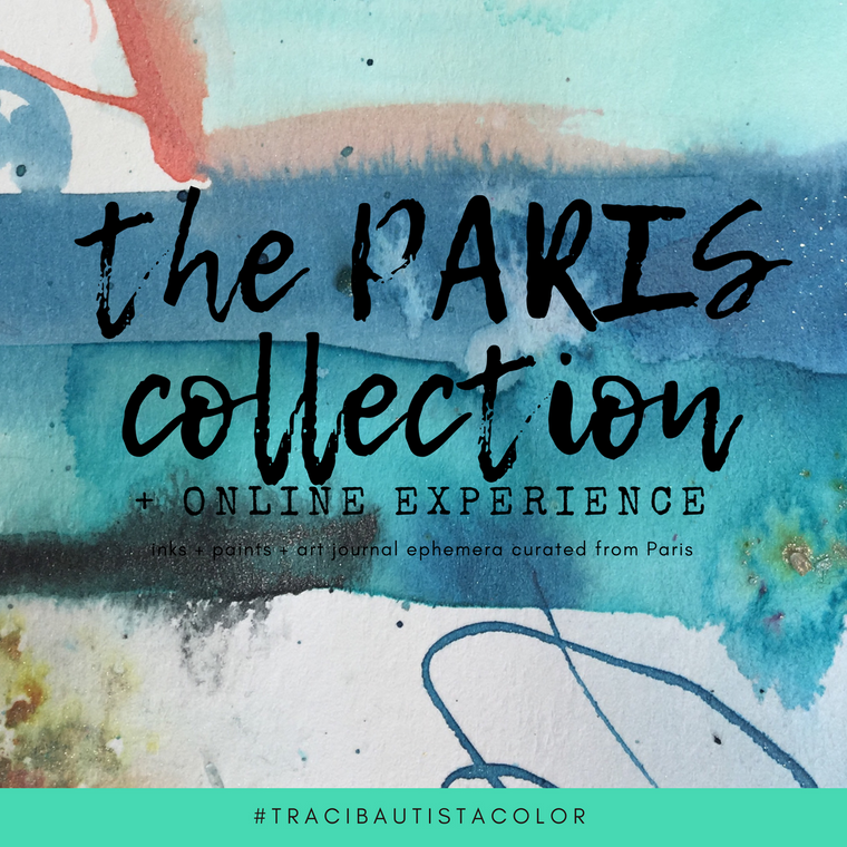 #tracibautistaCOLOR ~ PARIS collection + ONLINE experience