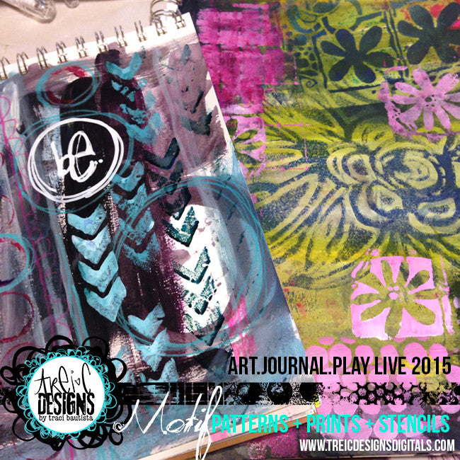 art.journal.PLAY LIVE
