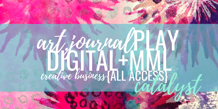 art.journal.PLAY CATALYST subscription {quarterly}
