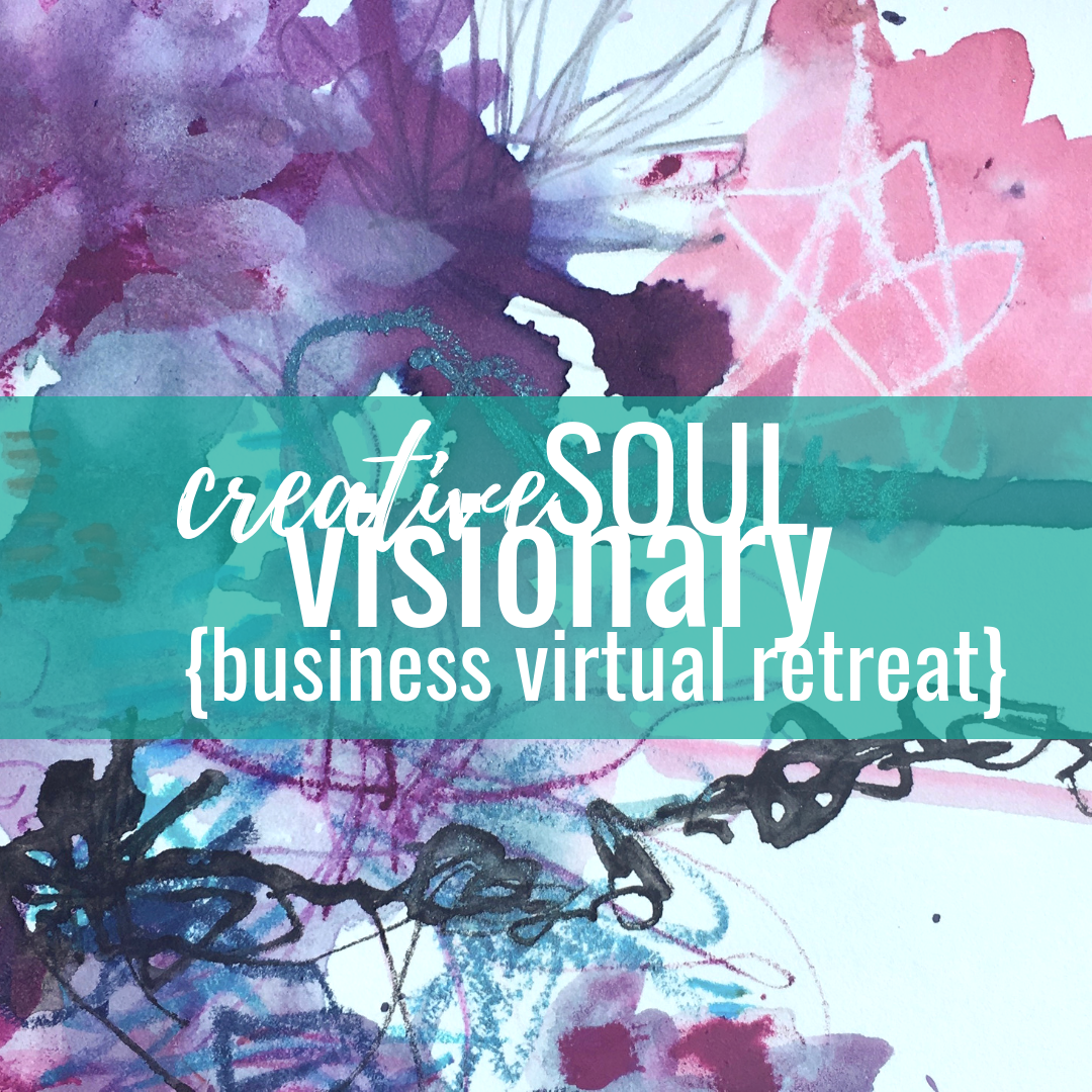 DREAM BIG: creative business incubator + CSV virtual retreat
