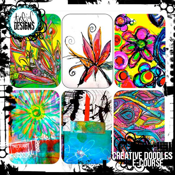 creative DOODLES e-course