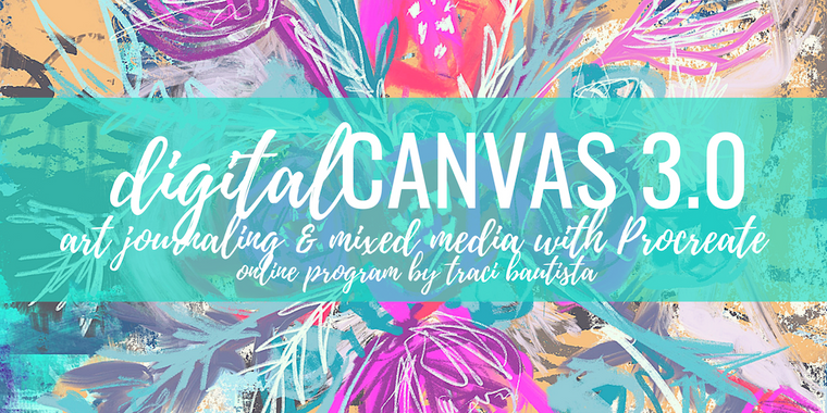 digitalCANVAS 3.0 online program {3-payment plan}
