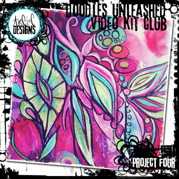 Doodles UNLEASHED video kit club