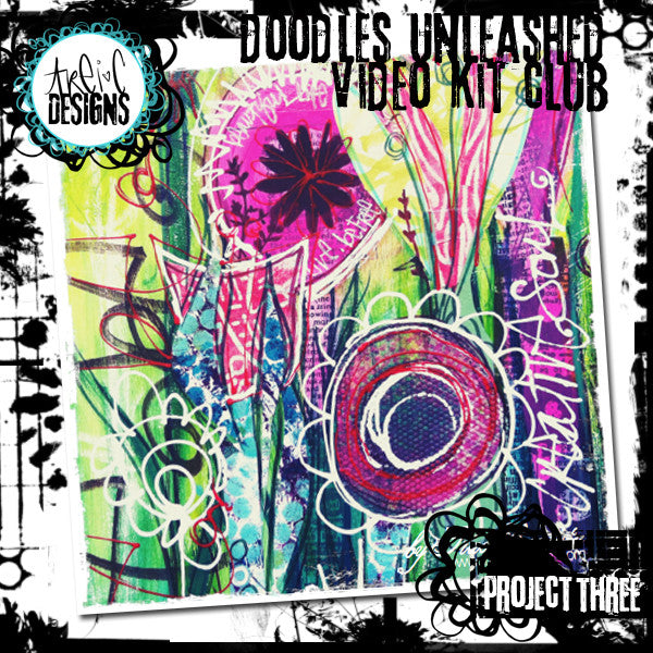 graffiti bouquet video + kit
