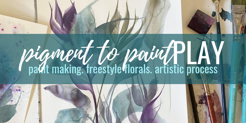 PIGMENT TO PAINT {PLAY} - 2 payment