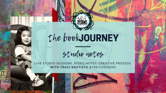 The BOOK JOURNEY EXPERIENCE {studio notes ONLY}