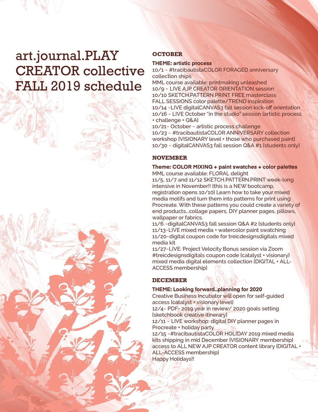 art.journal.PLAY CREATOR DIGITAL subscription {quarterly}