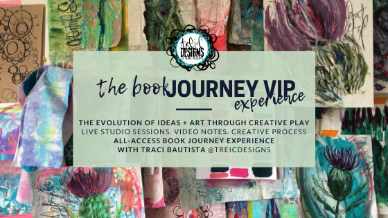 THE BOOK JOURNEY EXPERIENCE {VIP} - 5-payment