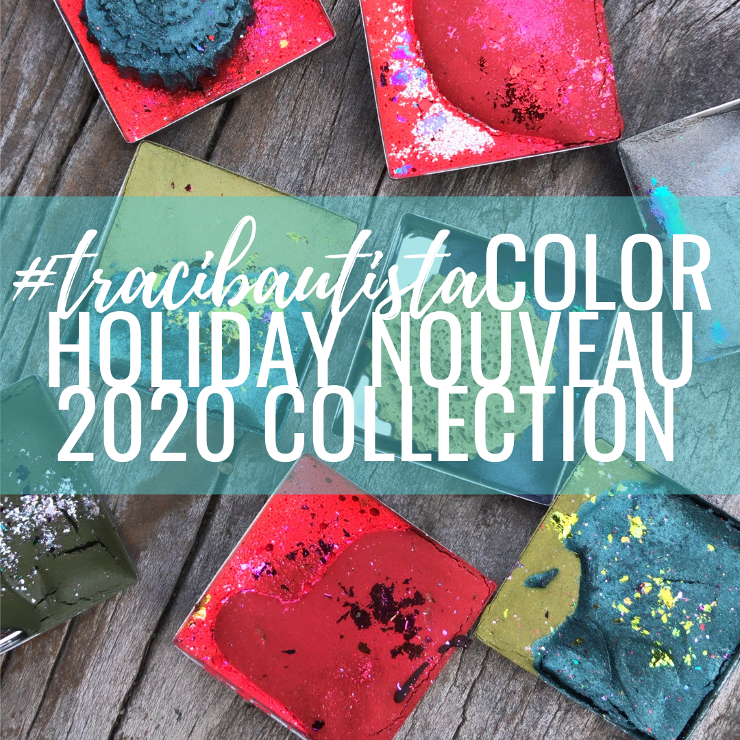 #tracibautistaCOLOR HOLIDAY NOUVEAU 2020 collection bundle {DEC 2020}